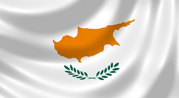 Cyprus flag-1st Of April