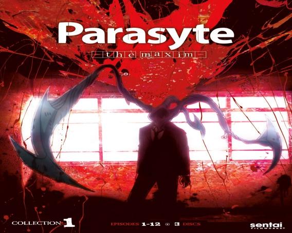 Parasyte Anime